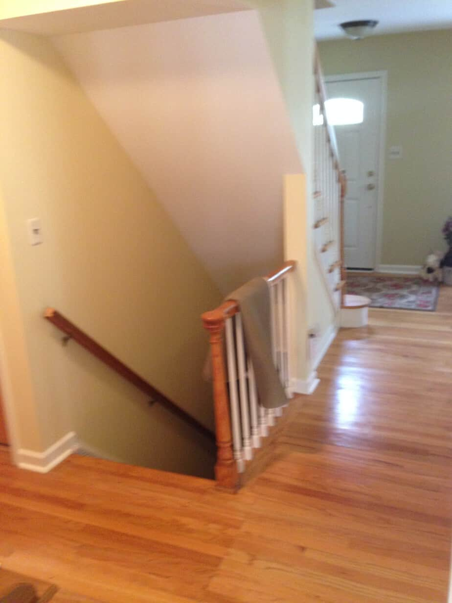 Refinished Hard Wood Floors, Sheetrock, Trimmed & Painted