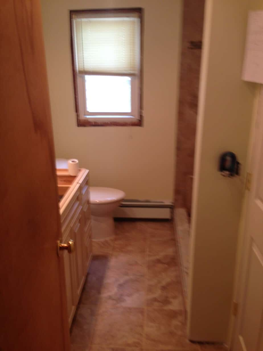 Tile and Bathroom Work