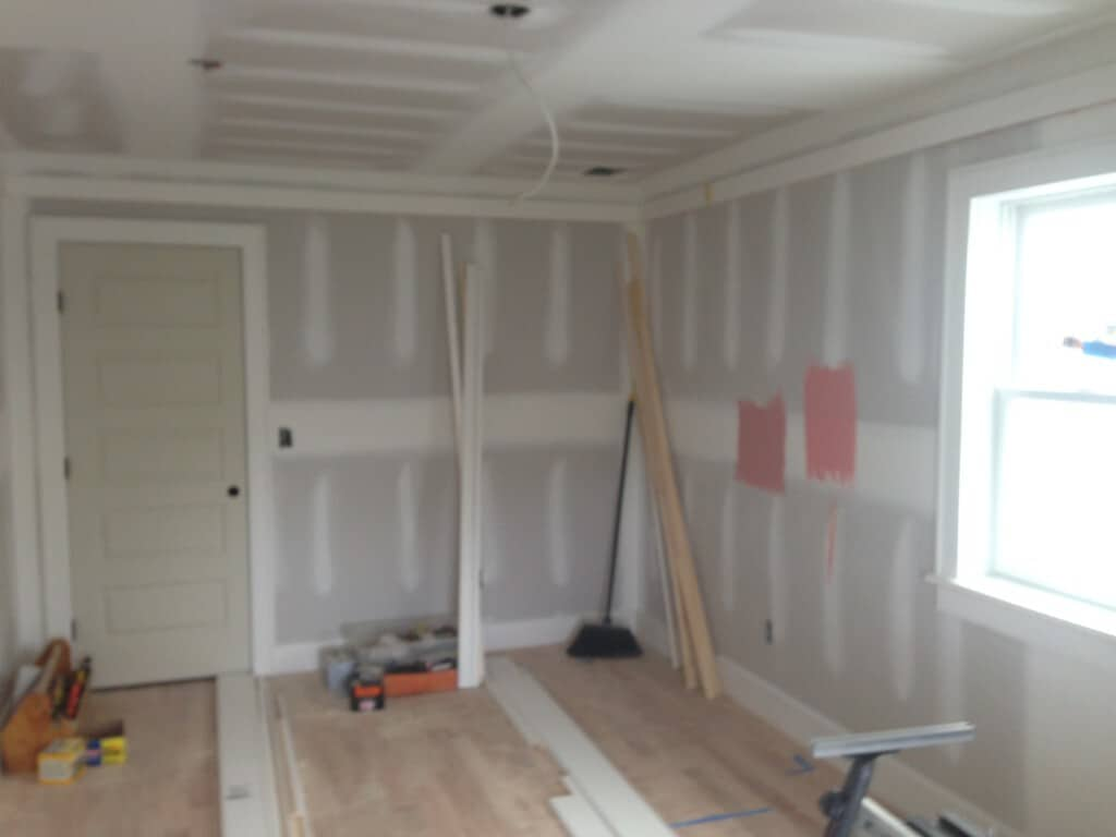 Drywall & Tile Project