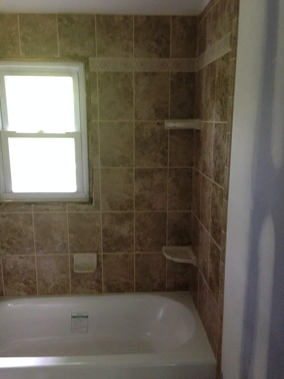 Bathroom Tile and Floors - AC Drywall