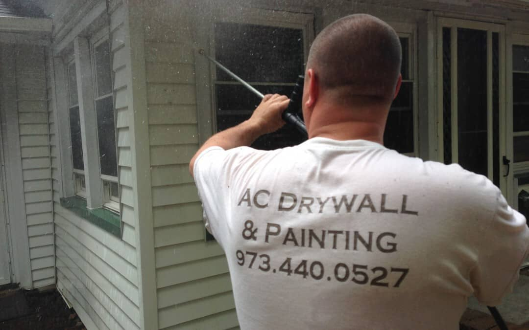 Power Washing – Denville, NJ