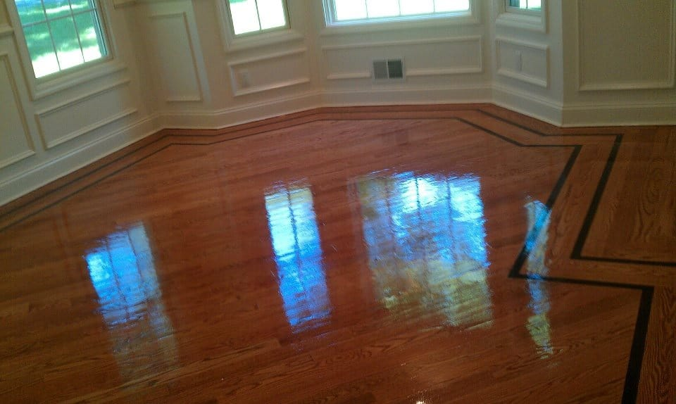 Wood laminate on drywall installing hardwood floors in a for Flooring contractor columbia md