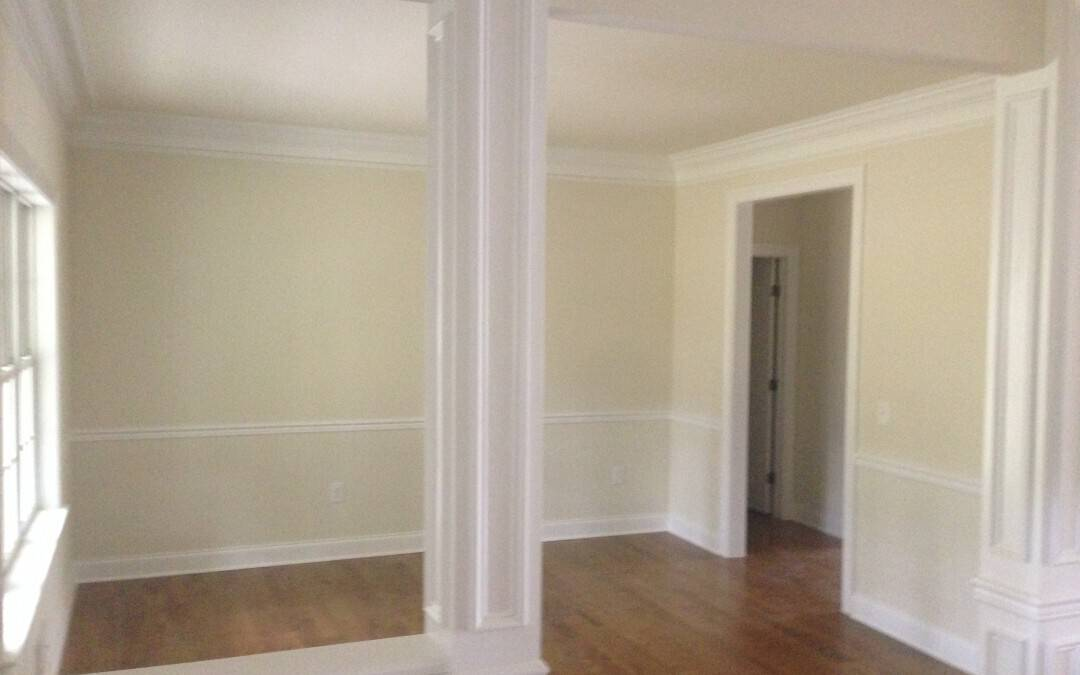New Home Interior Painting – Chester NJ