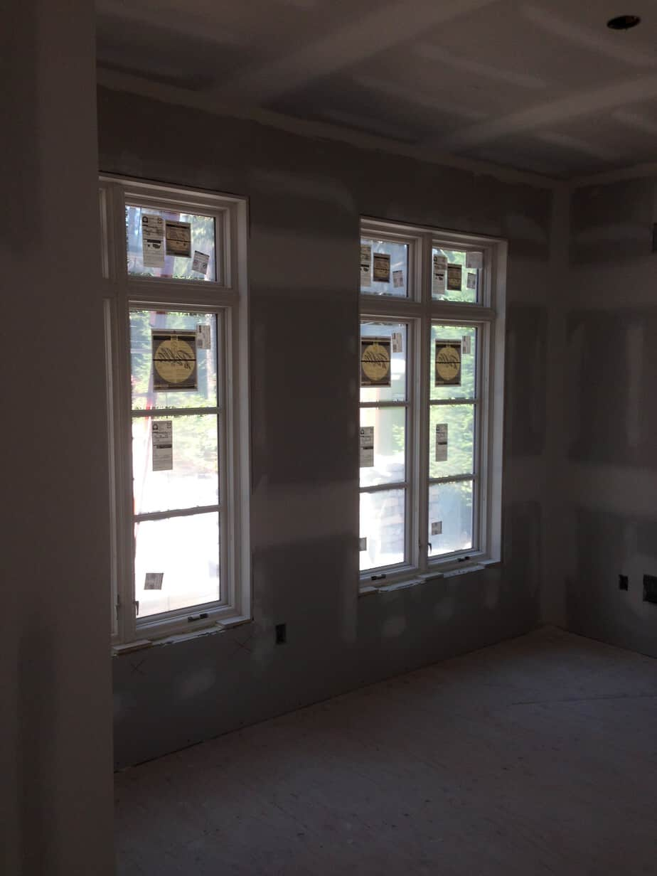 New Construction Sheet Rock Job Randolph Nj Ac Drywall