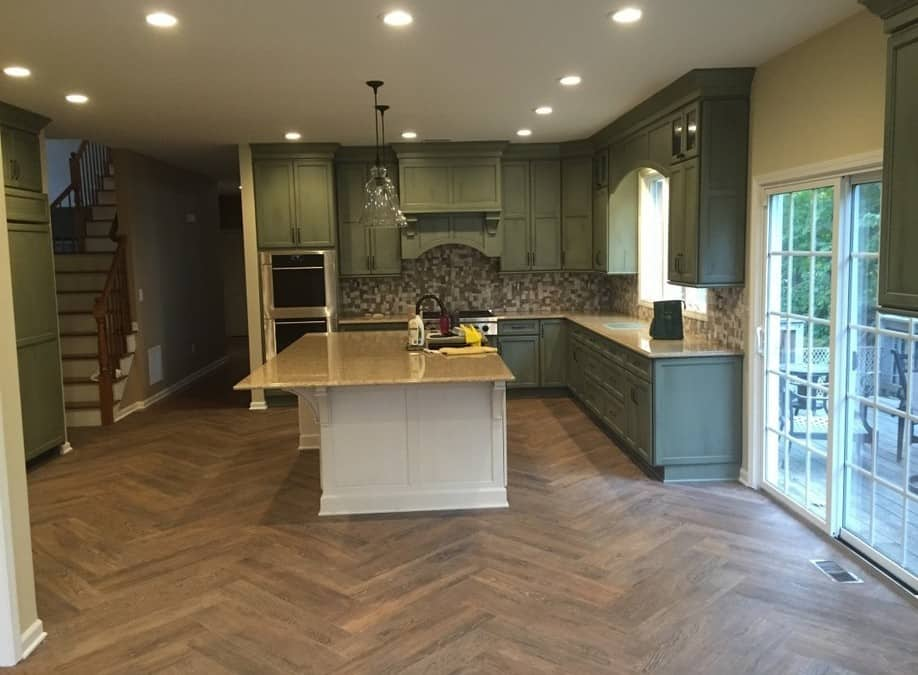 Residential House Painting in Hackenstown NJ