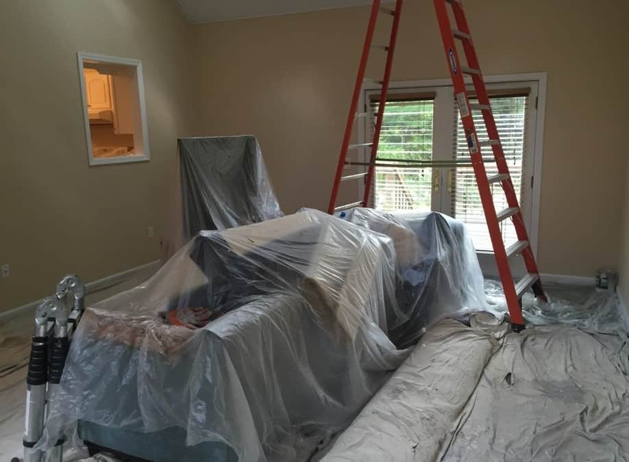 Residential House Painting | Mountain Lakes