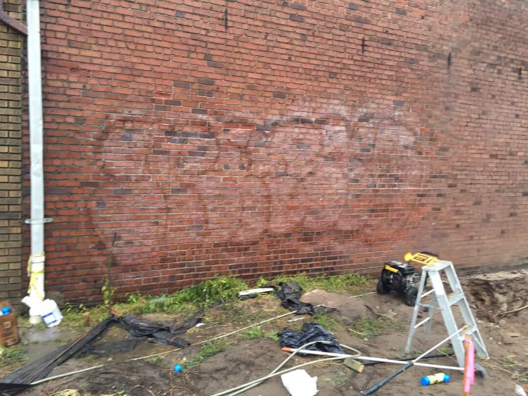 New Jersey Graffiti Removal | Garfield NJ