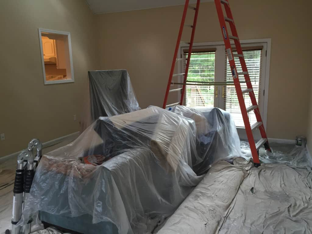 Residential House Painting | Mountain Lakes NJ