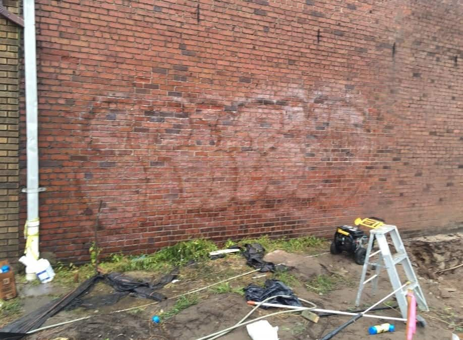 Looking to clean up Graffiti on your building or fences?