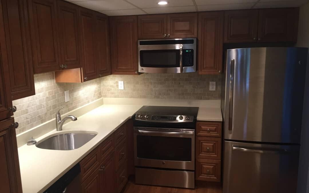 Complete Apartment Renovation | Maplewood NJ