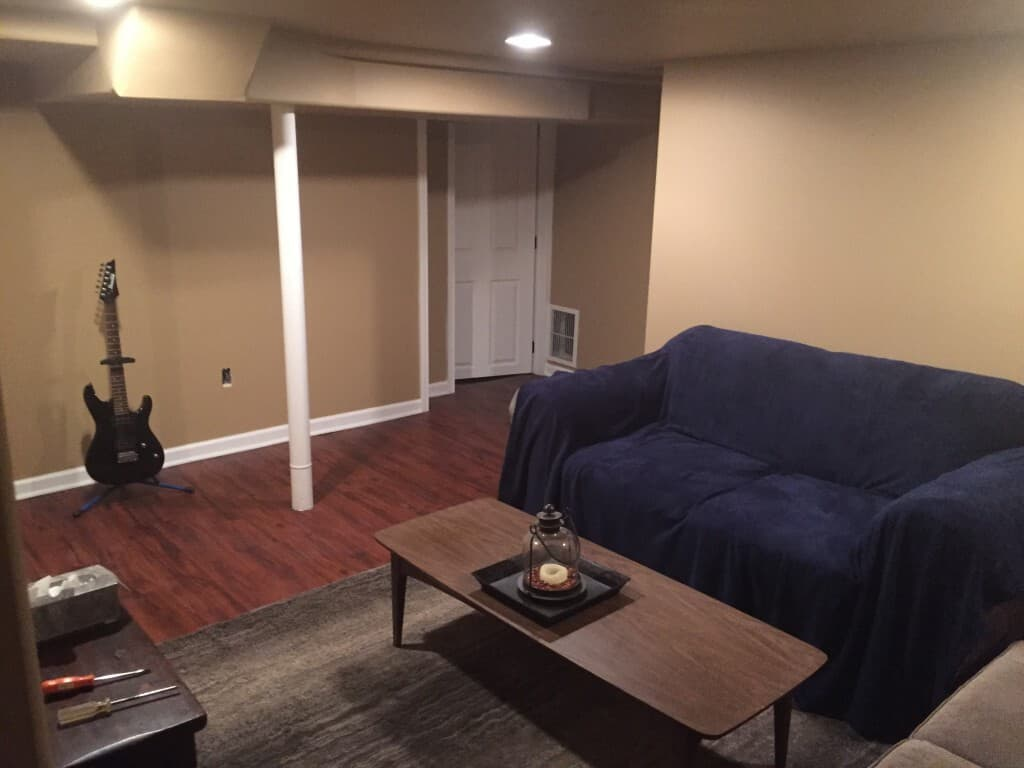 Basement Renovation | Denville NJ