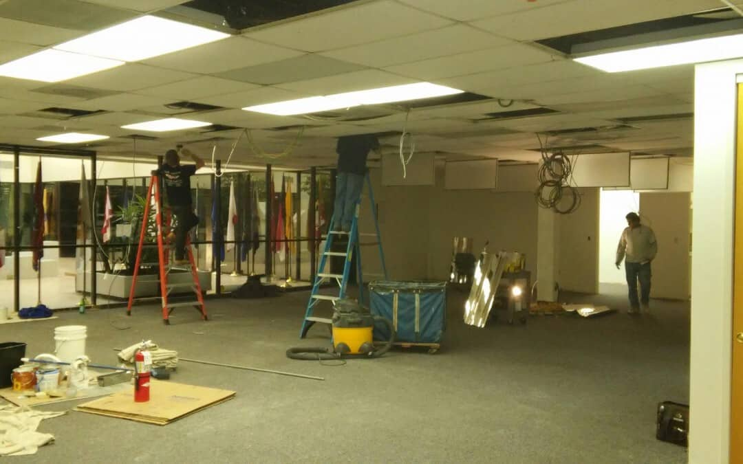 Office Renovation | Morris Plains