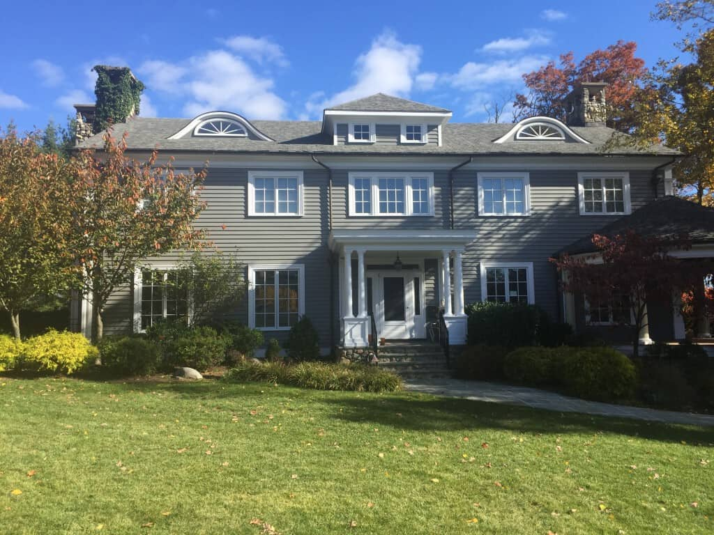 Exterior Residential Painting | Ridgewood