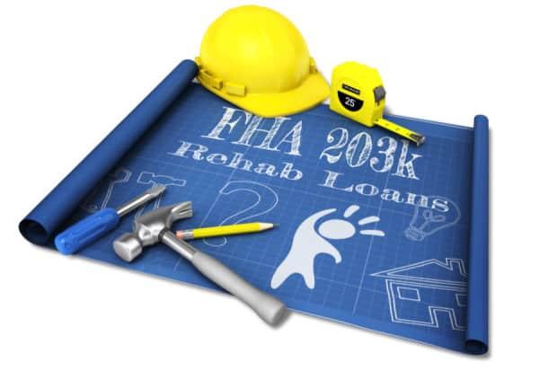 We Are Now 203k Certified Contractors!!