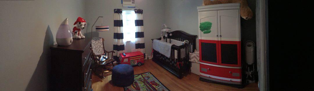 Baby Nursery Preparation | Denville