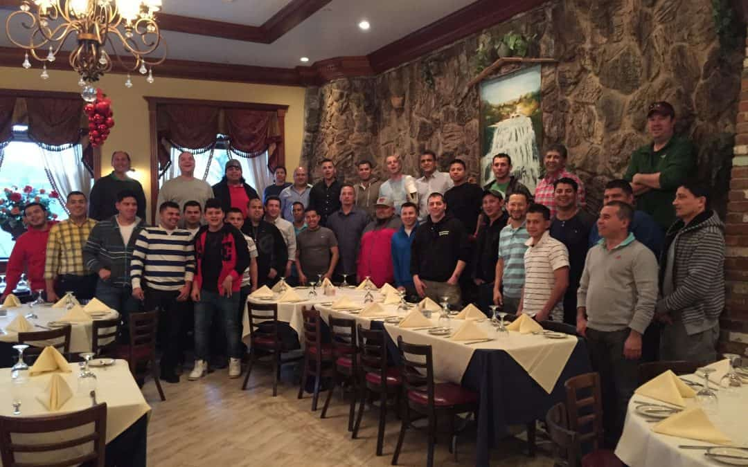 AC Drywall and Painting Holiday Party | Thank you for another amazing year