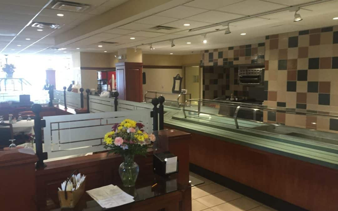 Retirement Community | Cafe Renovation | Stonebridge at Montgomery | Skillman