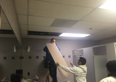 Commercial Suspended Ceiling Installation | Totowa