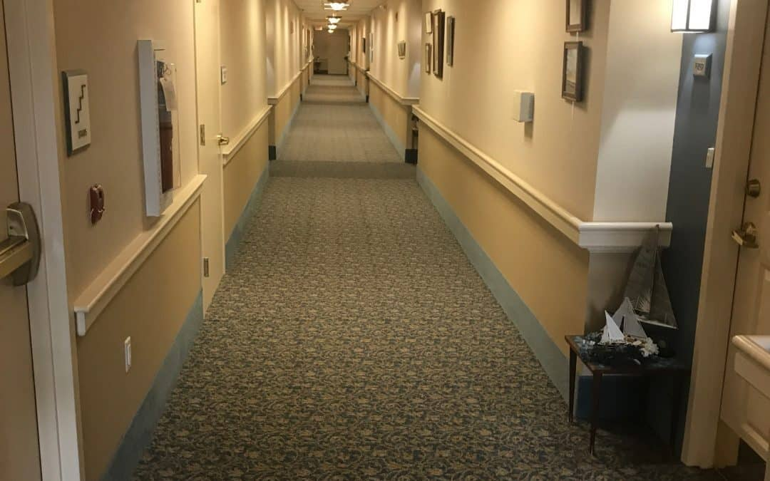 Retirement Village Project | Paint | Carpet | Wall Paper — Skillman